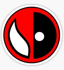 Spideypool Sticker
