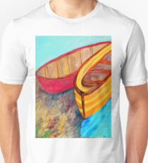Boats in Waiting T-Shirt