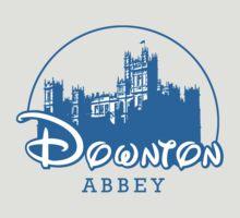 The Wonderful World of Downton Abbey (Disney + Downton Abbey mashup)