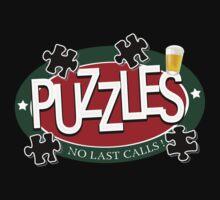 PUZZLES BAR - NO LAST CALLS! | Unisex T-Shirt