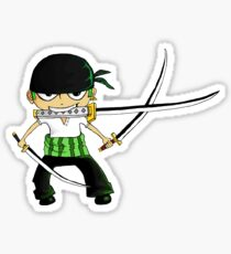 Zoro Is Awesome Sticker