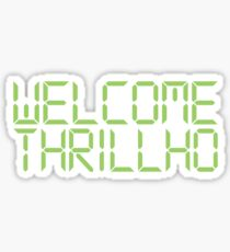 Thrillhouse Sticker