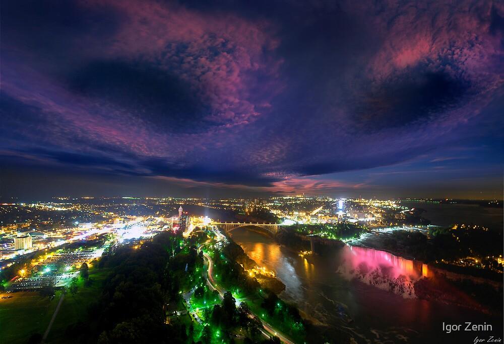 Colors of Niagara by Igor Zenin