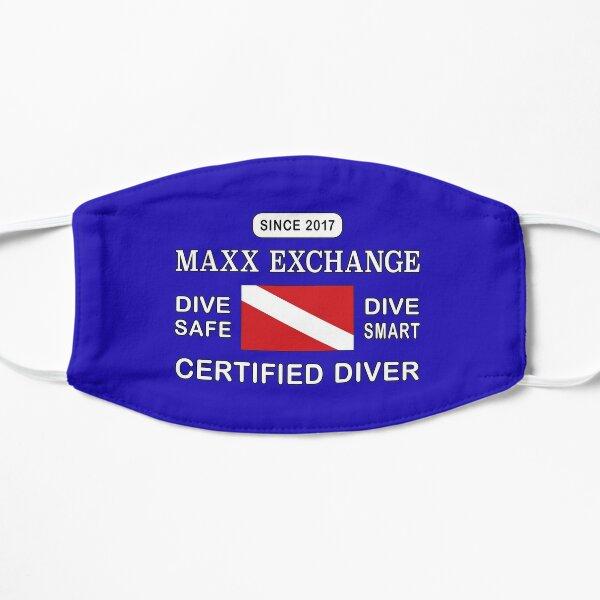 Maxx Exchange Certified Diver Wetsuit Snorkel. Mask