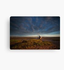Lytham Light Canvas Print