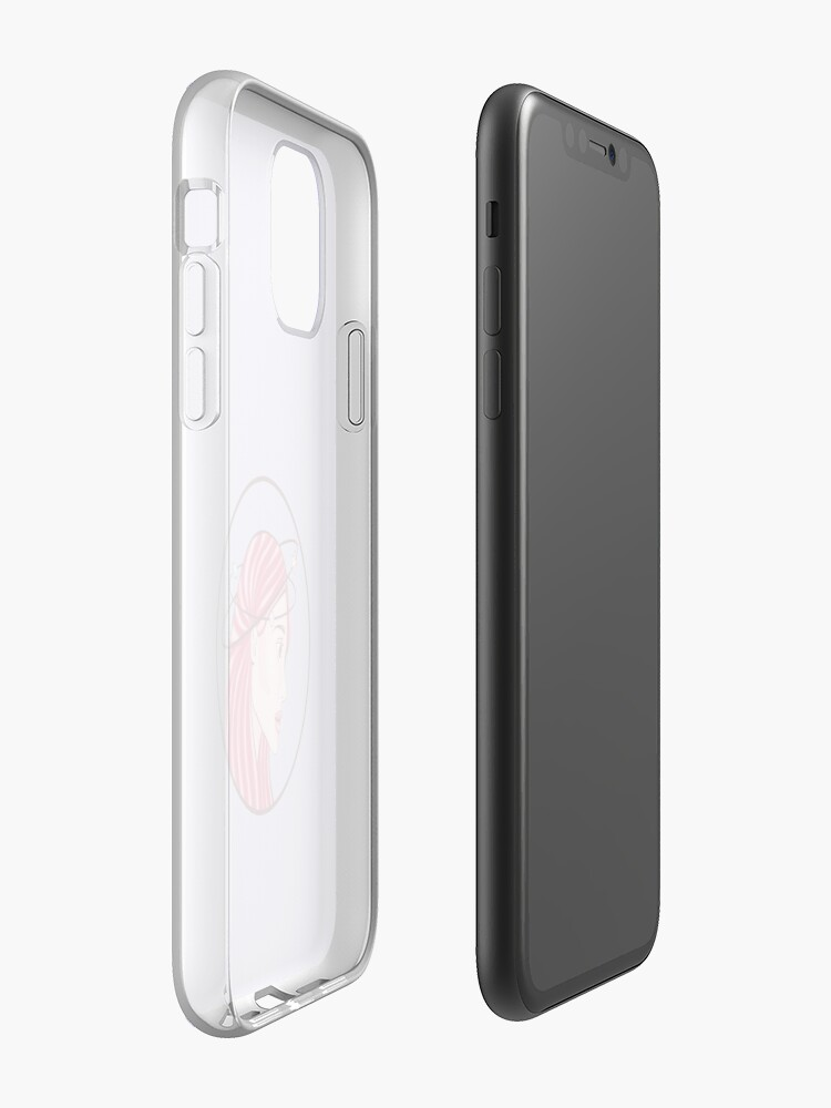 Alternate view of Dreamy Girl  iPhone Case & Cover