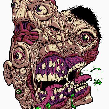 Sewer Mutant by beheadedbody