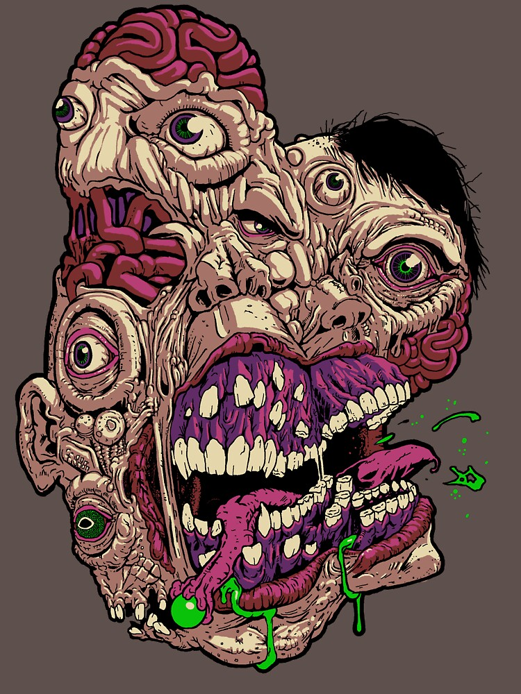 Sewer Mutant | Unisex T-Shirt
