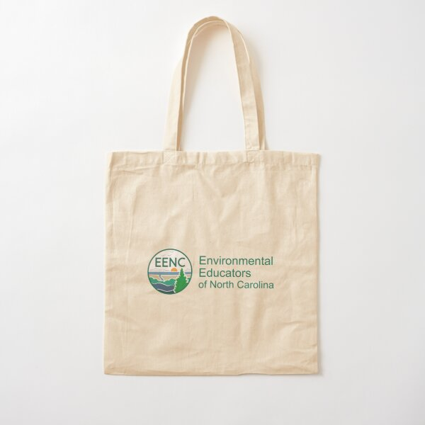 Bags - Text Logo Cotton Tote Bag