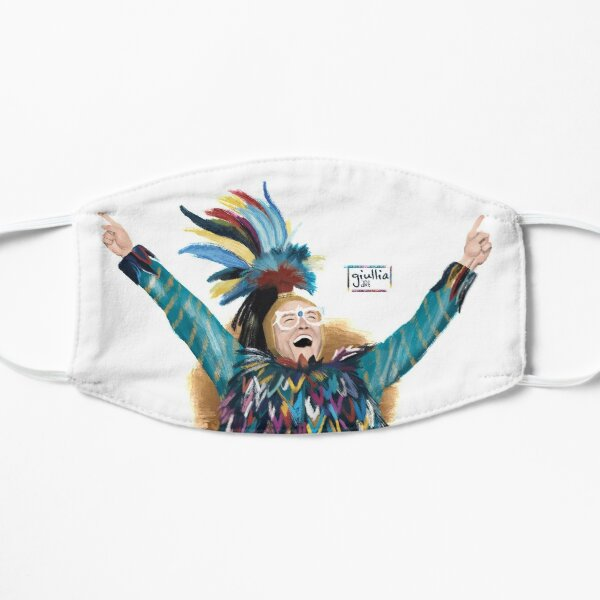 Taron Egerton Mask