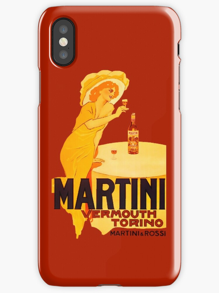 Martini Rosso Vermouth by Ommik