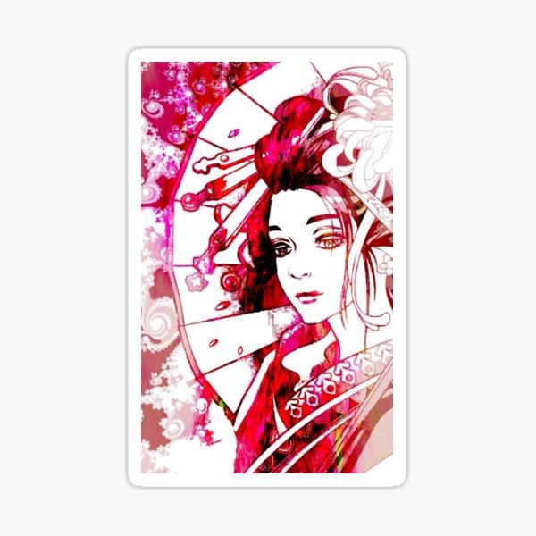 Asian dream Sticker