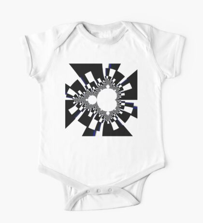 Mandelbrot XVI - Black Kids Clothes