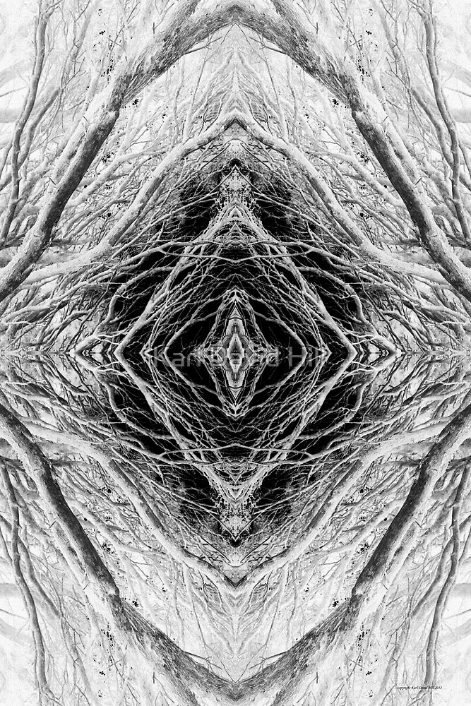 gods of winter 001 by Karl David Hill