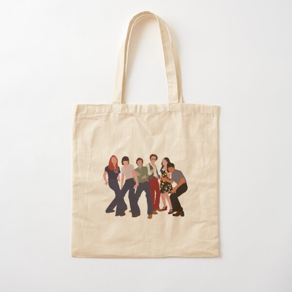 That 70's Show Gang Cotton Tote Bag
