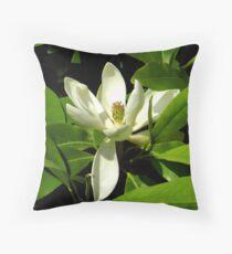 Sweetbay Magnolia Throw Pillow