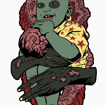Baby Hungry by beheadedbody