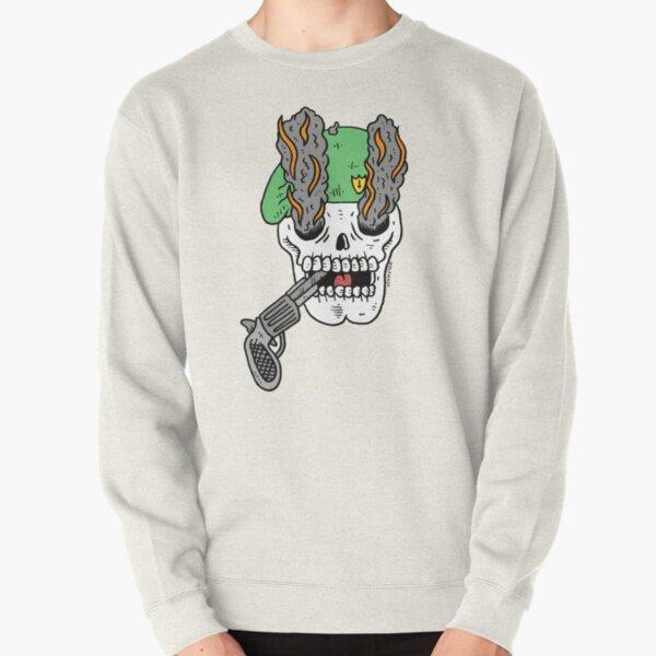 Green Beret Pullover Sweatshirt
