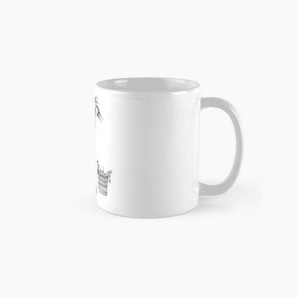Game Changer - Banksy Classic Mug