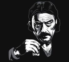 Huzzah! - Al Swearengen Deadwood