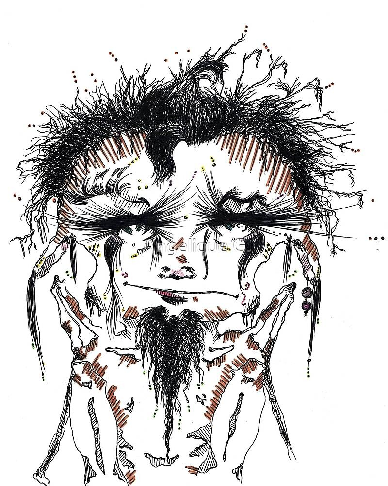 Edwin the Troll by Angelique G.