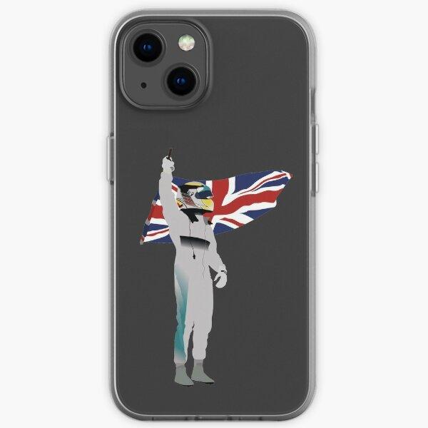 Lewis Hamilton, Formel 1. iPhone Flexible Hülle