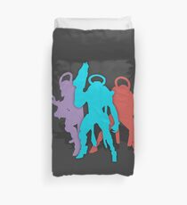 Psion Flayers Duvet Cover