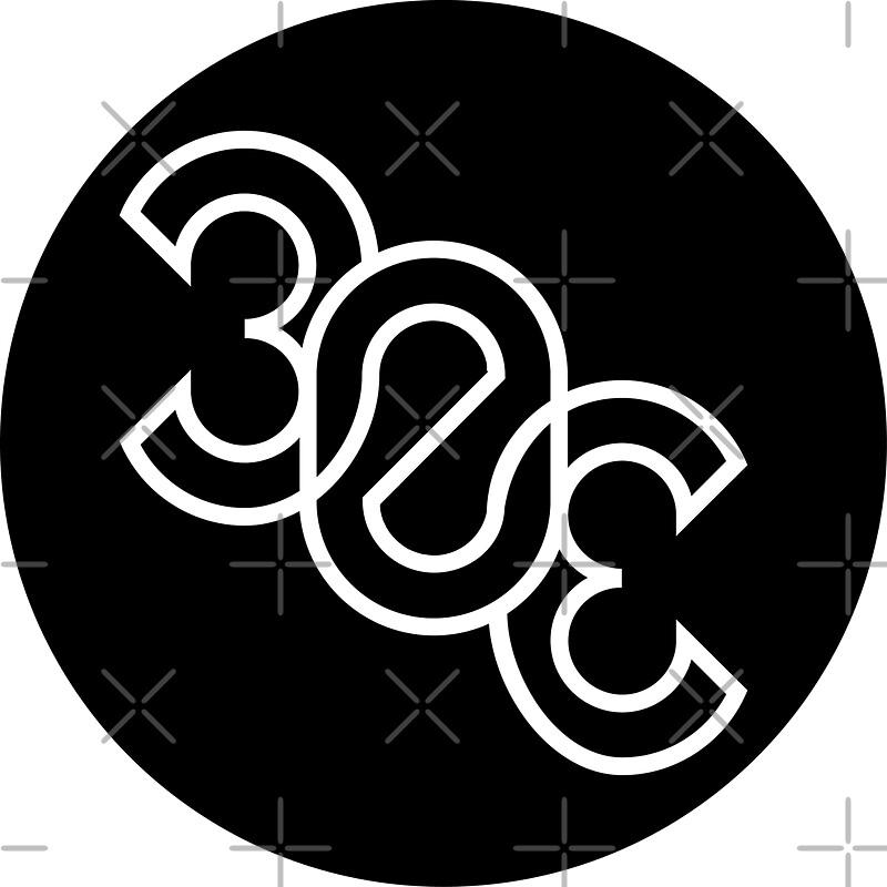 Denver Love Colorado 303 Logo Design Stickers By