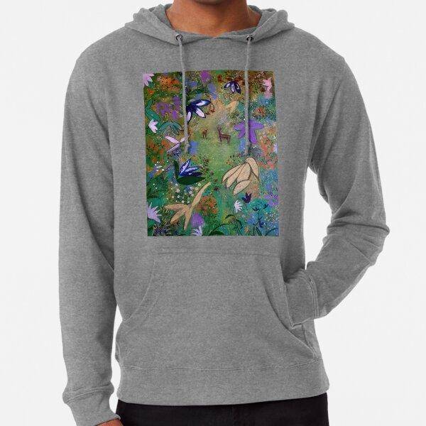 Fantasy forest Lightweight Hoodie