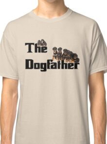 The Dog Father - Rottweiler Litter Classic T-Shirt