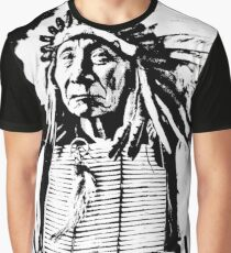 CHIEF RED CLOUD Graphic T-Shirt