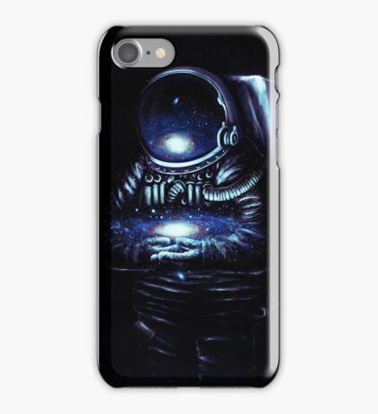 The Keeper iPhone Case/Skin