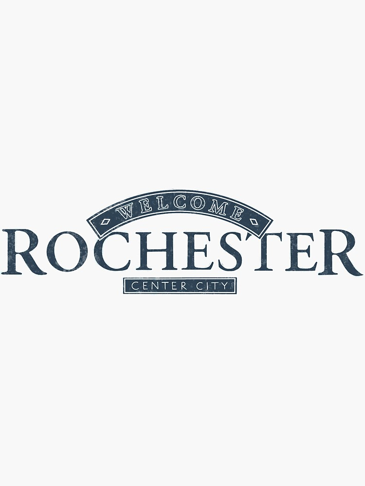 Welcome to Rochester  by Pine-Valley