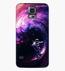 Space Surfing II Case/Skin for Samsung Galaxy