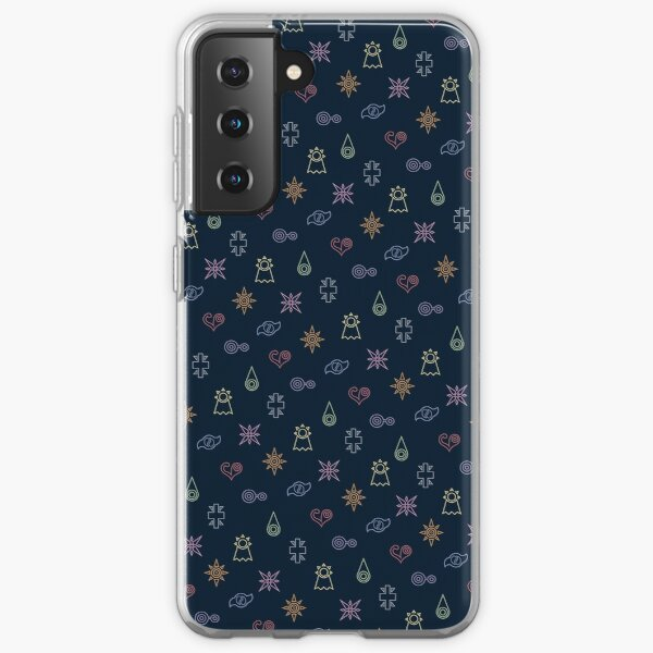 The nine Samsung Galaxy Soft Case