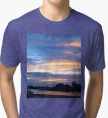 Harbor vista Tri-blend T-Shirt