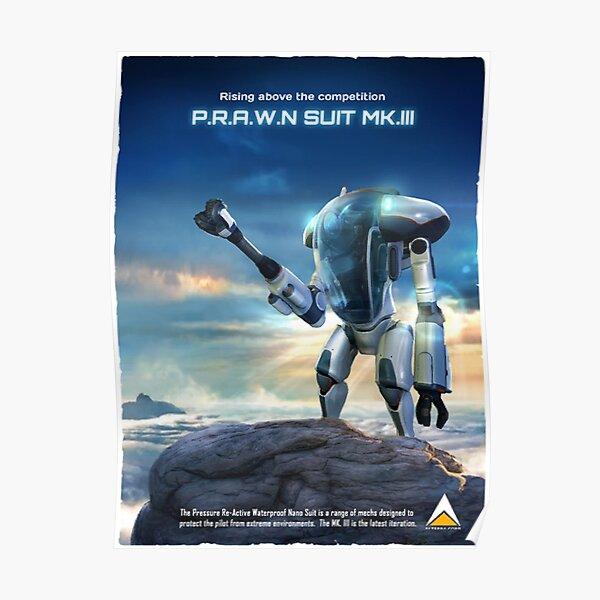 Subnautica - Indie Game Poster