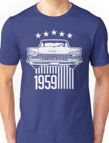 1959 Buick illustration Unisex T-Shirt