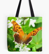 Butterfly stance Tote Bag
