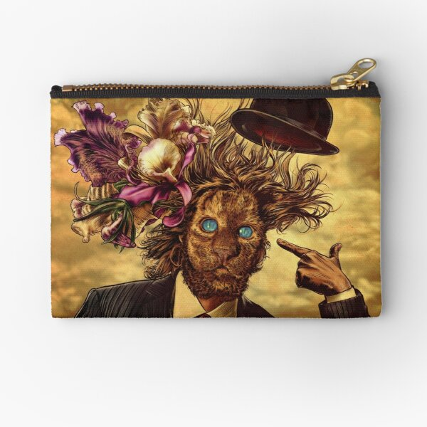Vicious Cycle. Zipper Pouch