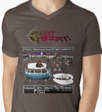 Great Scott! Men's V-Neck T-Shirt
