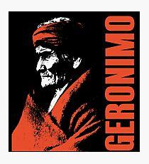 GERONIMO-APACHE 2 Photographic Print
