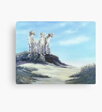 Lookout Mound Canvas Print