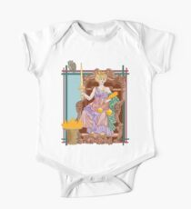 Tarot Justice Kids Clothes