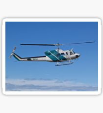 Bell 212 Twin  Helicopter Sticker