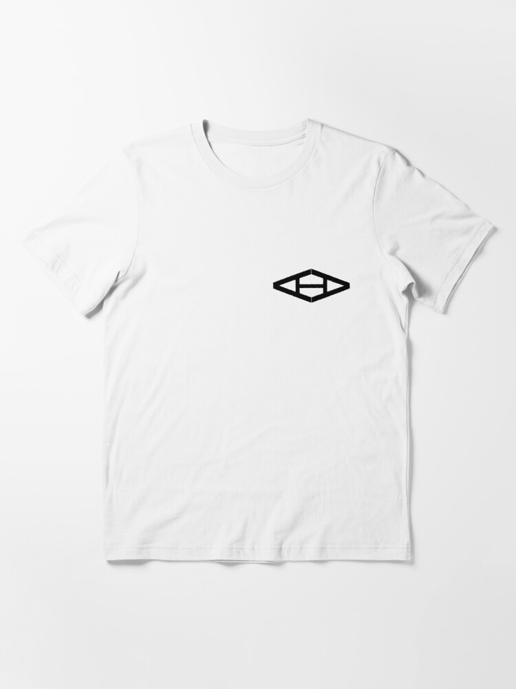 Alternate view of Limited Edition Original AAHIPHOP  Essential T-Shirt