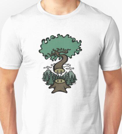 Plug In Tree T-Shirt