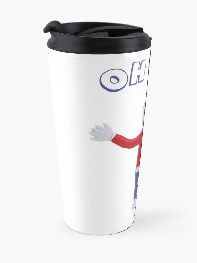 Alternate view of Mr. Bill Travel Mug