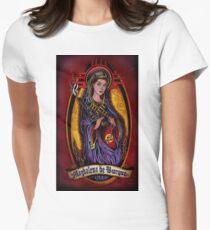 Camiseta entallada para mujer Magdalena De Burque