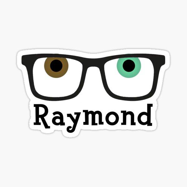 Raymond - Animal Crossing New Horizons Sticker